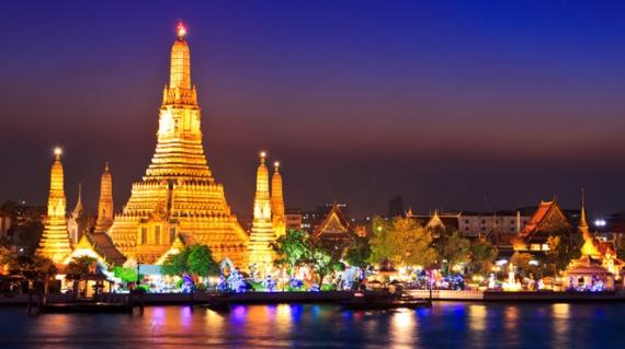 TOUR THÁI 5 NGÀY: BANGKOK – PATTAYA –SAFARI WORLD