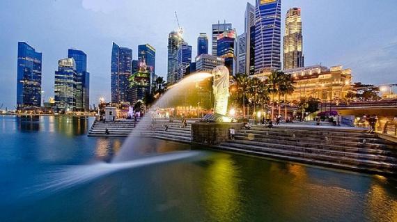 HCM - SINGAPORE - SENTOSA - VƯỜN CHIM JURONG - GARDEN BY THE BAY 3N2Đ