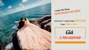 COMBO HONEY MOON ĐÀ NẴNG 4N3D - COMBO PHỔ THÔNG