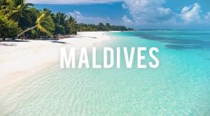 THIÊN ĐƯỜNG NGHỈ DƯỠNG MALDIVES 5N4Đ