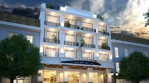 COMBO AZURE SAPA HOTEL 4* + XE KHỨ HỒI 2N1D
