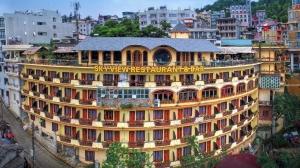 COMBO CHÂU LONG HOTEL SAPA II 4* + XE KHỨ HỒI 2N1D