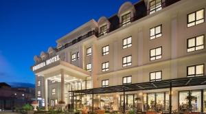 COMBO FREESIA SAPA HOTEL 4*+ XE KHỨ HỒI 2N1D