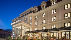 COMBO FREESIA SAPA HOTEL 4* + XE KHỨ HỒI 2N1D