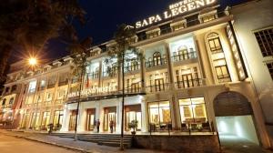 COMBO KHÁCH SẠN LEGEND SAPA HOTEL 4* + XE KHỨ HỒI 2N1Đ
