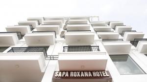 COMBO ROXANA SAPA HOTEL 3* + VÉ XE 2N1Đ