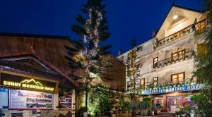 COMBO SUNNY MOUTAIN HOTEL SAPA 4* + XE KHỨ HỒI 2N1D