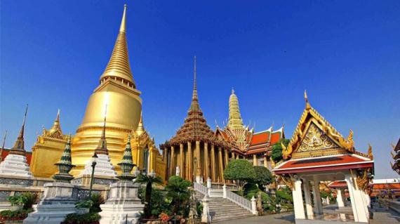 Tour du lịch Thái Lan: Hà Nội – BangKok – Pattaya 5 ngày 4 đêm