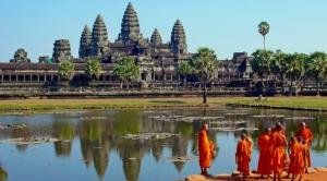 Tour Campuchia: Angkor Wat – Hoàng Cung – Chùa Vàng Bạc 4 ngày 3 đêm (Đường Bay)