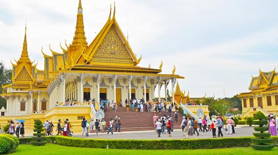 Du Lịch Free and Easy Campuchia giá tốt 3 ngày 2 đêm dịp hè 2017