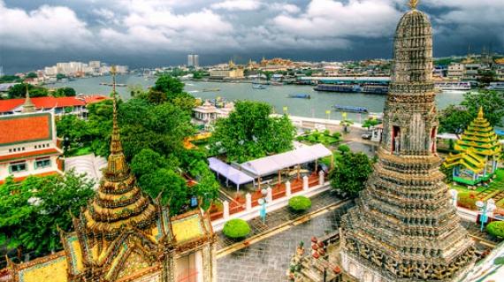 Du Lịch Free and Easy Thái Lan giá tốt Bangkok 3 ngày 2 đêm hè 2017
