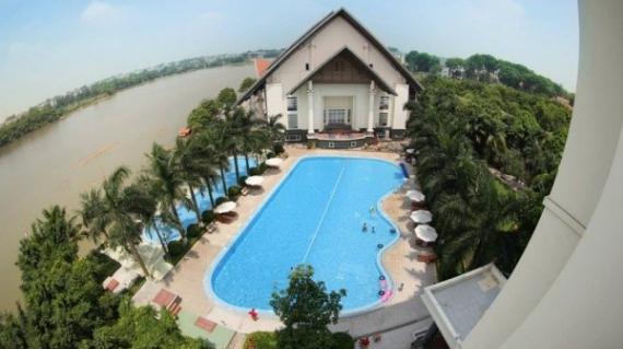 Free & Easy Sông Hồng Resort 2 ngày 1 đêm
