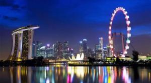 Vé tham quan Singapore Universal Studios